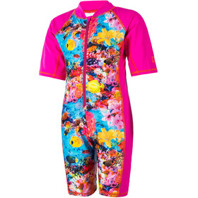 Color Kids Tayac AOP UPF - Maillot de bain Enfant - Multicolore